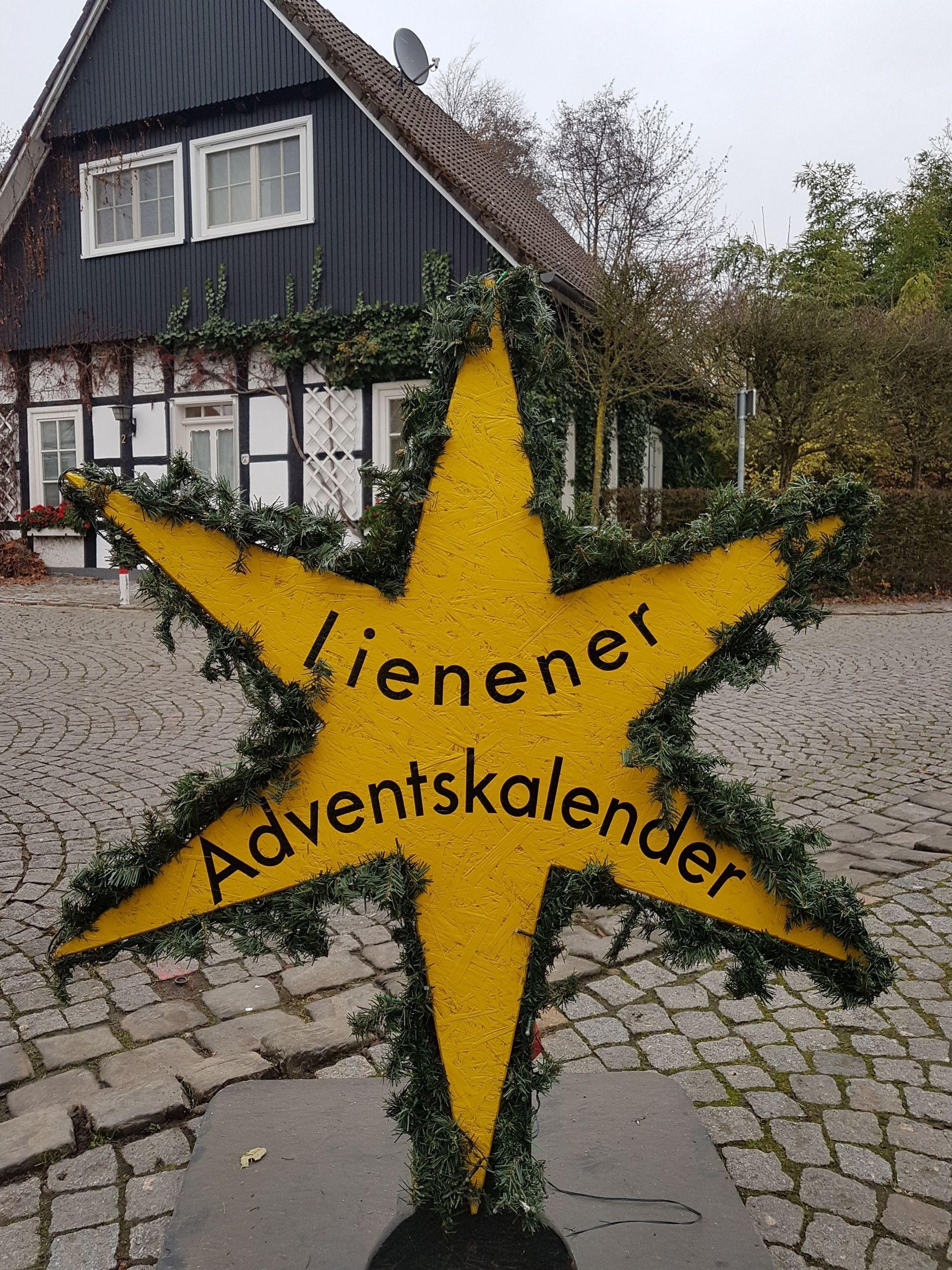 Adventskalender   Mein Lienen e.V.