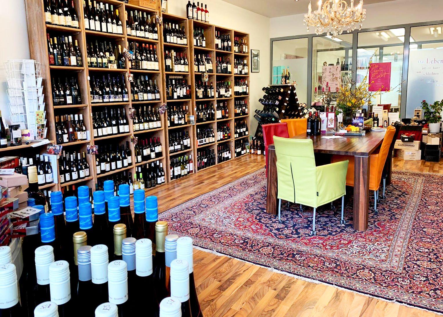 Bestellen beim Weinhandel Trixi Bannert   hungrig