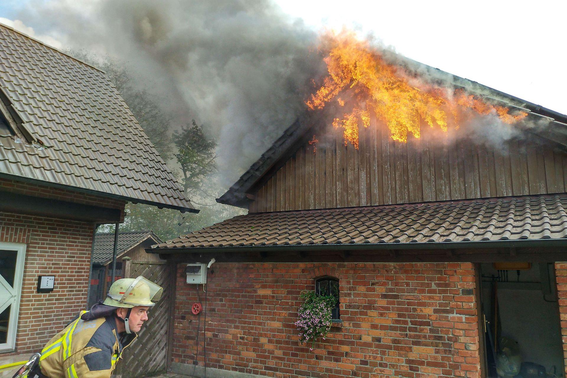 Brandschutz und richtiges Verhalten -