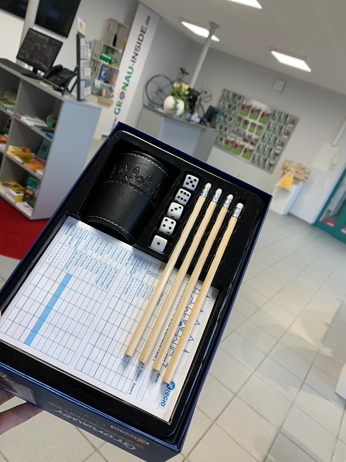 Willkommen im Gronau-Shop! | Gronau inside