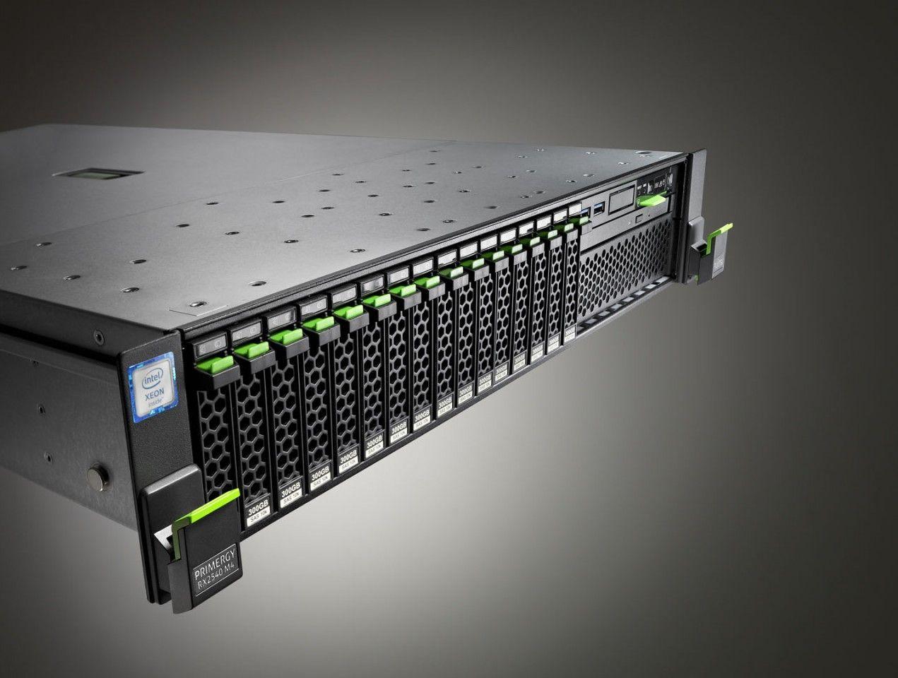Serversysteme von Fujitsu Technology Solutions