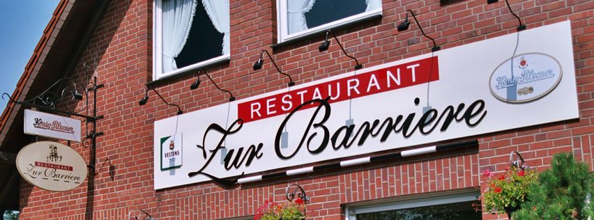 "Enning's Drive-IN | Restaurant ""Zur Barriere"""