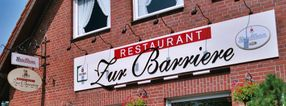 "Restaurant ""Zur Barriere"""