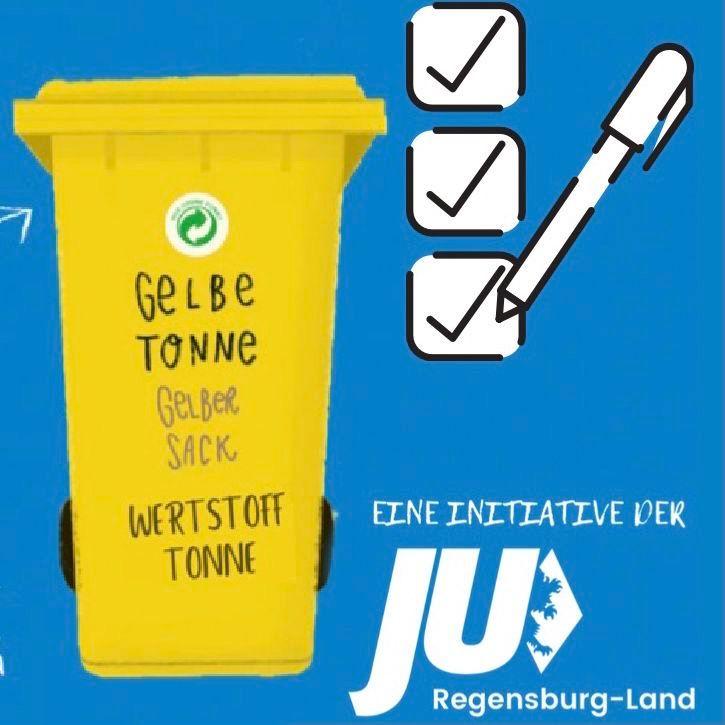 Umfrage zum Gelben Sack | Landkreis Regensburg