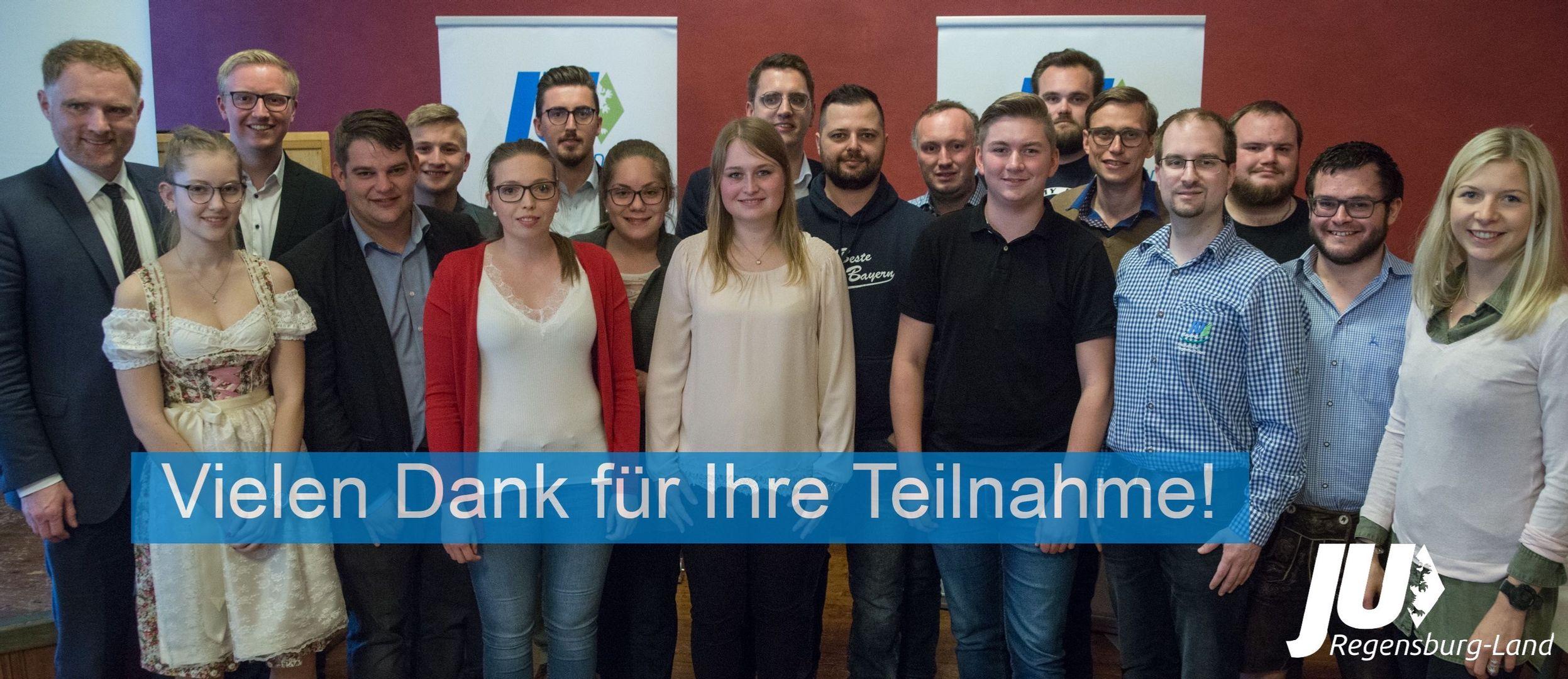 JU Regensburg-Land in Bildern | JU Regensburg-Land