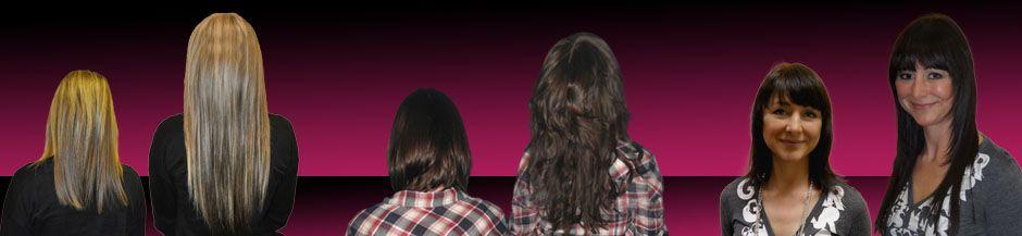 Haarverlängerung | Hairbrush dein Friseur in Düren
