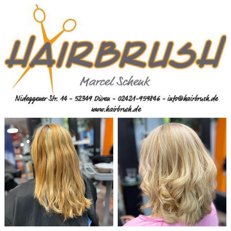 Hairbrush in Bildern - Von Innen