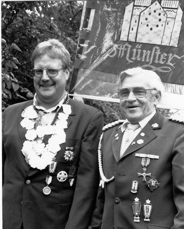 Landesbezirkskönig 1991