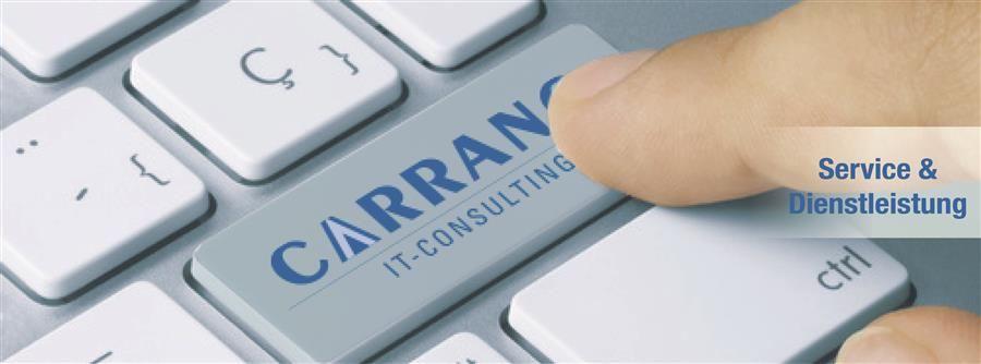 Service und Dienstleistung | CARRANO IT-Consulting