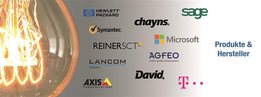 Produkte und Hersteller | CARRANO IT-Consulting