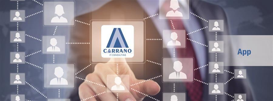 CARRANO IT-Consulting als App - Die APP von