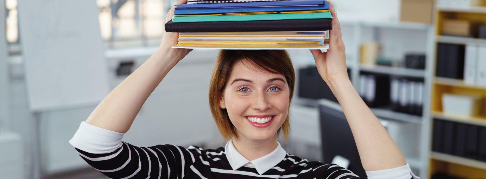 Dokumente zukunftssicher, effektiv und