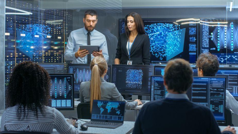 IT-Systemhaus für mittelständische Unternehmen