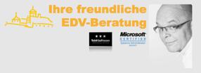 Ihre freundliche EDV-Beratung Tino Vetter