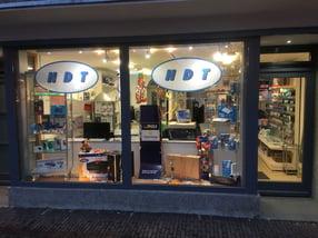 Einrichtung | HDT GmbH - IT aus dem Herzen Straelens