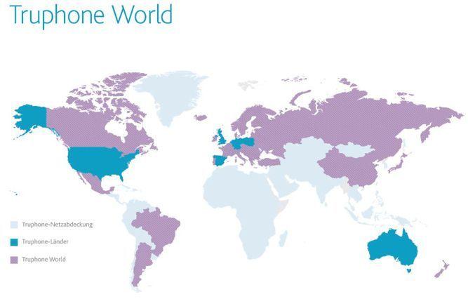 Truphone World