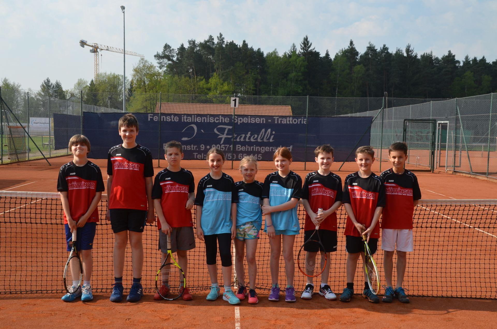Mannschaften   TSV Behringersdorf 06 e.V.