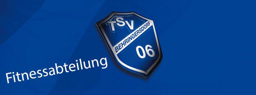Fitnessabteilung des TSV