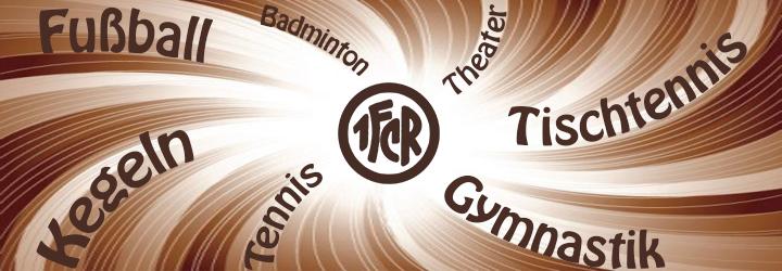 Terminplan - Termine   1. FC Röthenbach