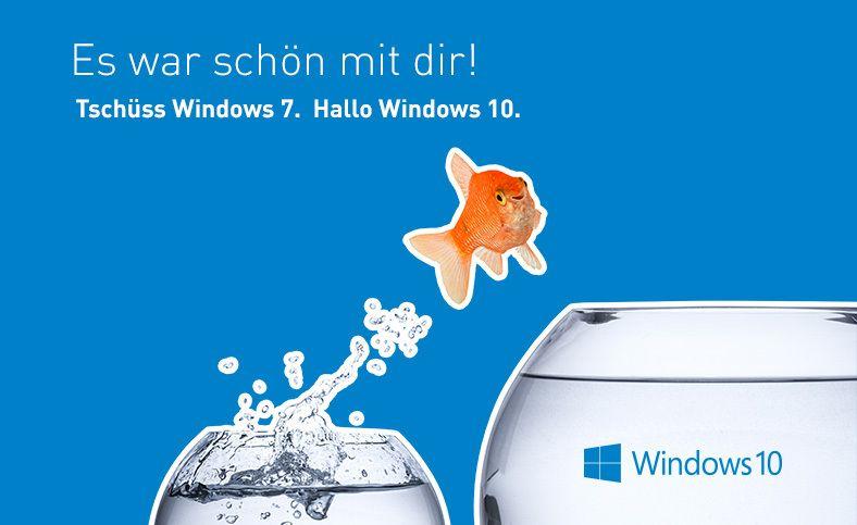 Windows 7 Supportende | OPITZ Computer Technik