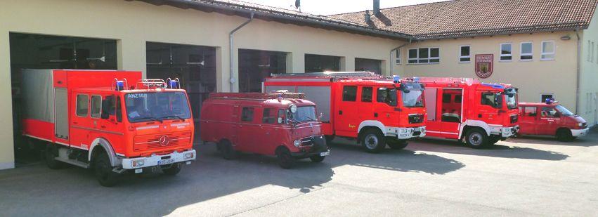 Mannschaft | Freiwillige Feuerwehr Anzing