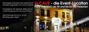 la CAVE - home of music
