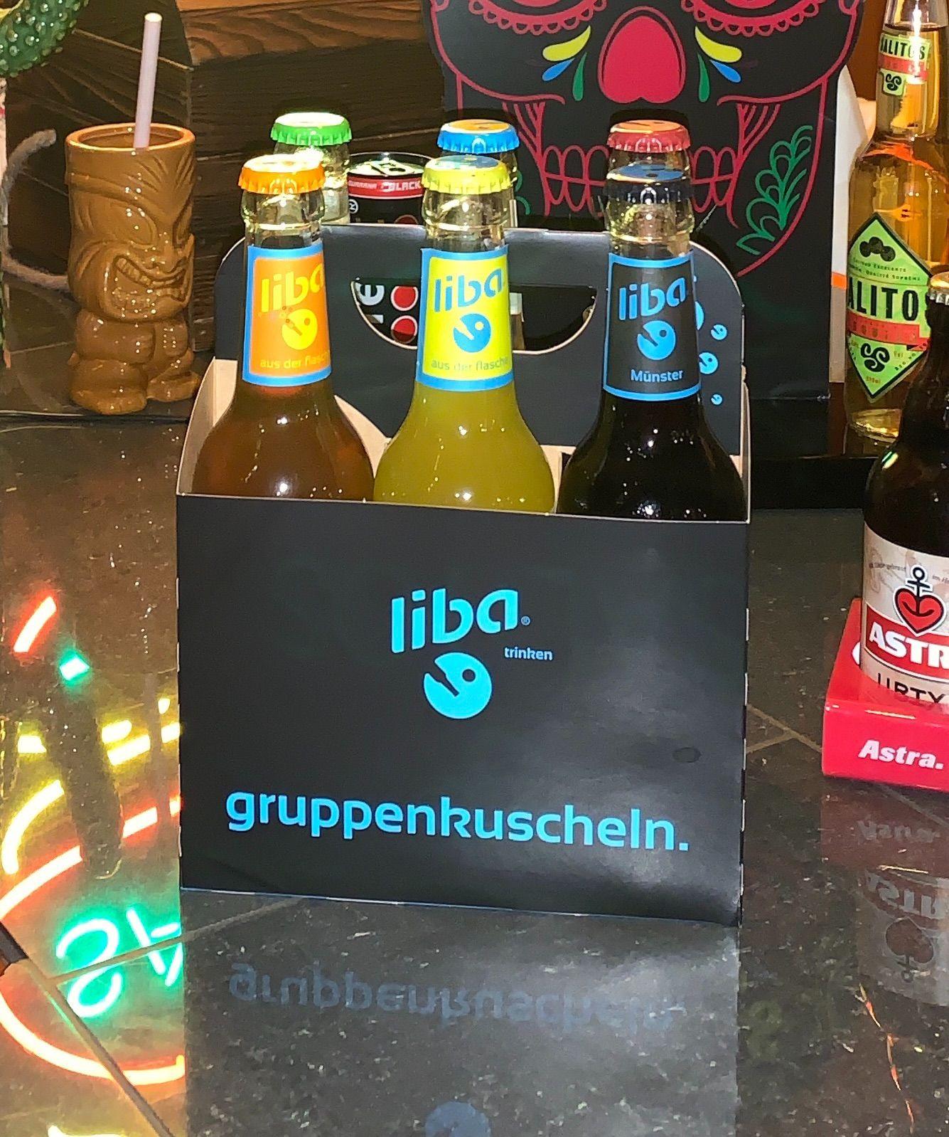 LIBA Limo aus Münster zum Mitnehmen - Getränke