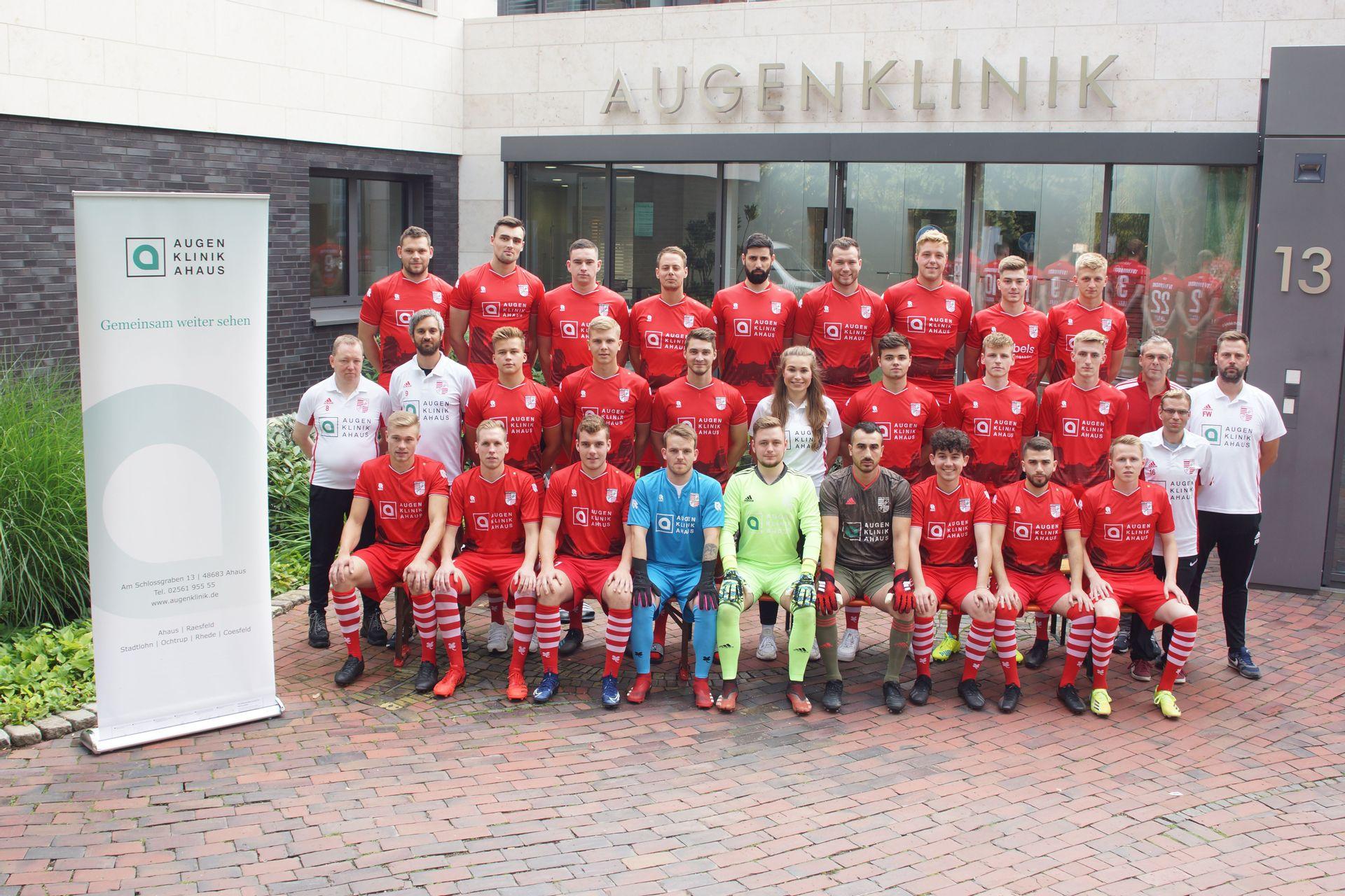 1. Mannschaft | SV Eintracht Ahaus