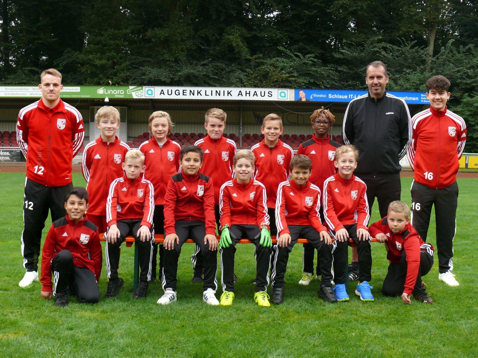 E1-Junioren | SV Eintracht Ahaus