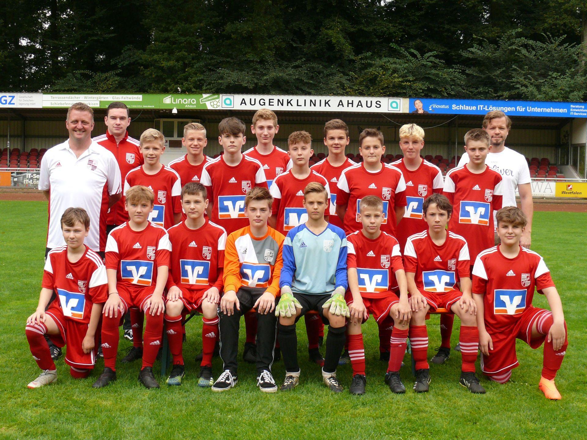C1-Junioren   SV Eintracht Ahaus