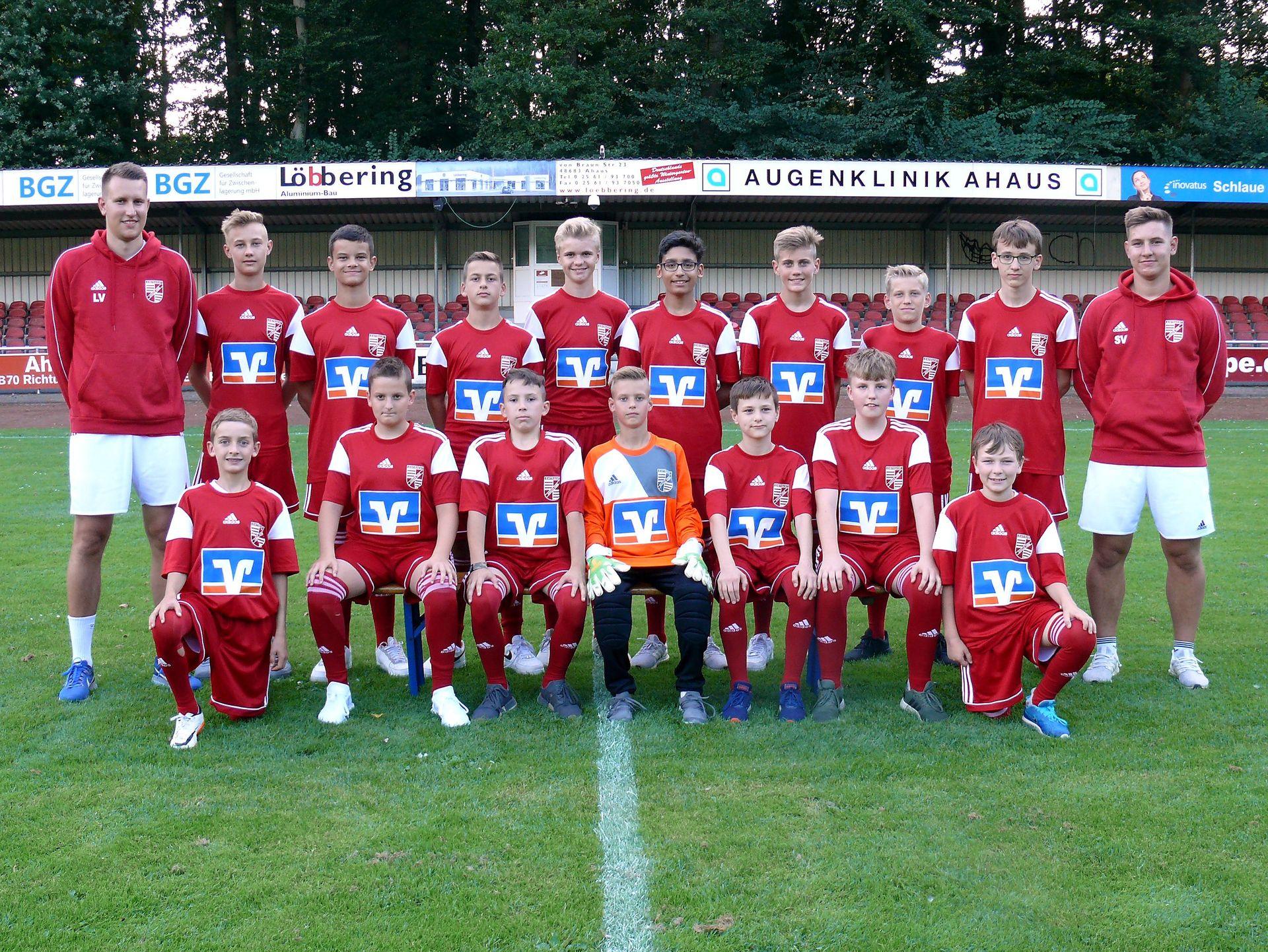 C1-Junioren | SV Eintracht Ahaus