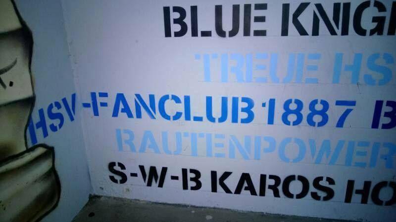 Der HSV-Fanclub 1887Aktuell zählt unser OFC 92