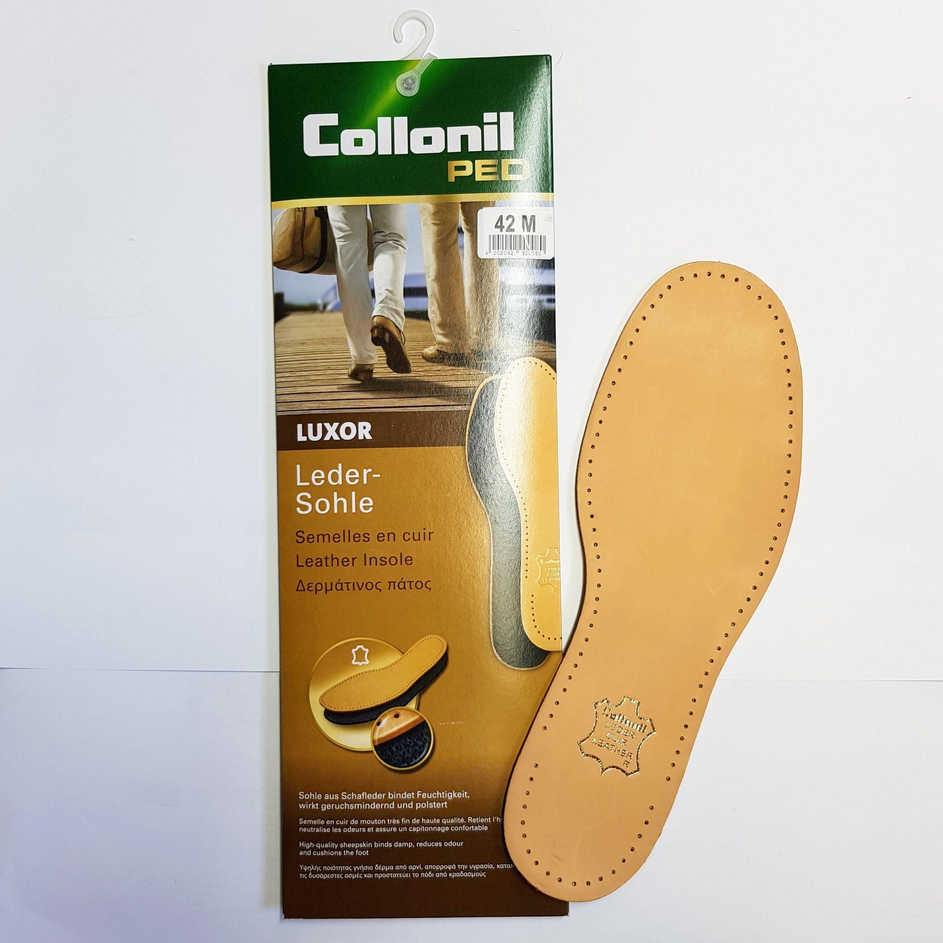 Was man für die Schuhpflegebraucht...