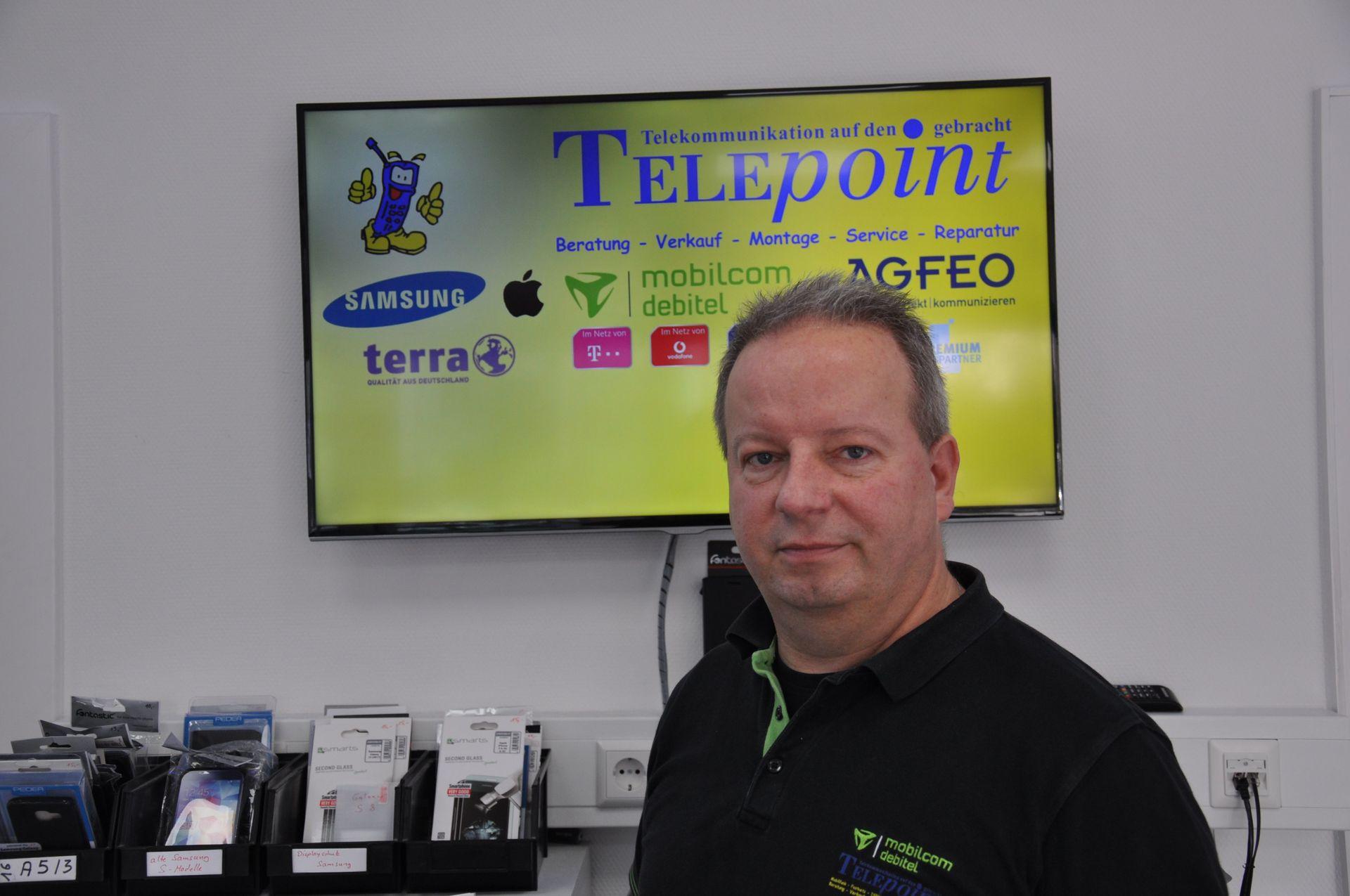 Kontaktdaten | TELEpoint Ludwigsburg