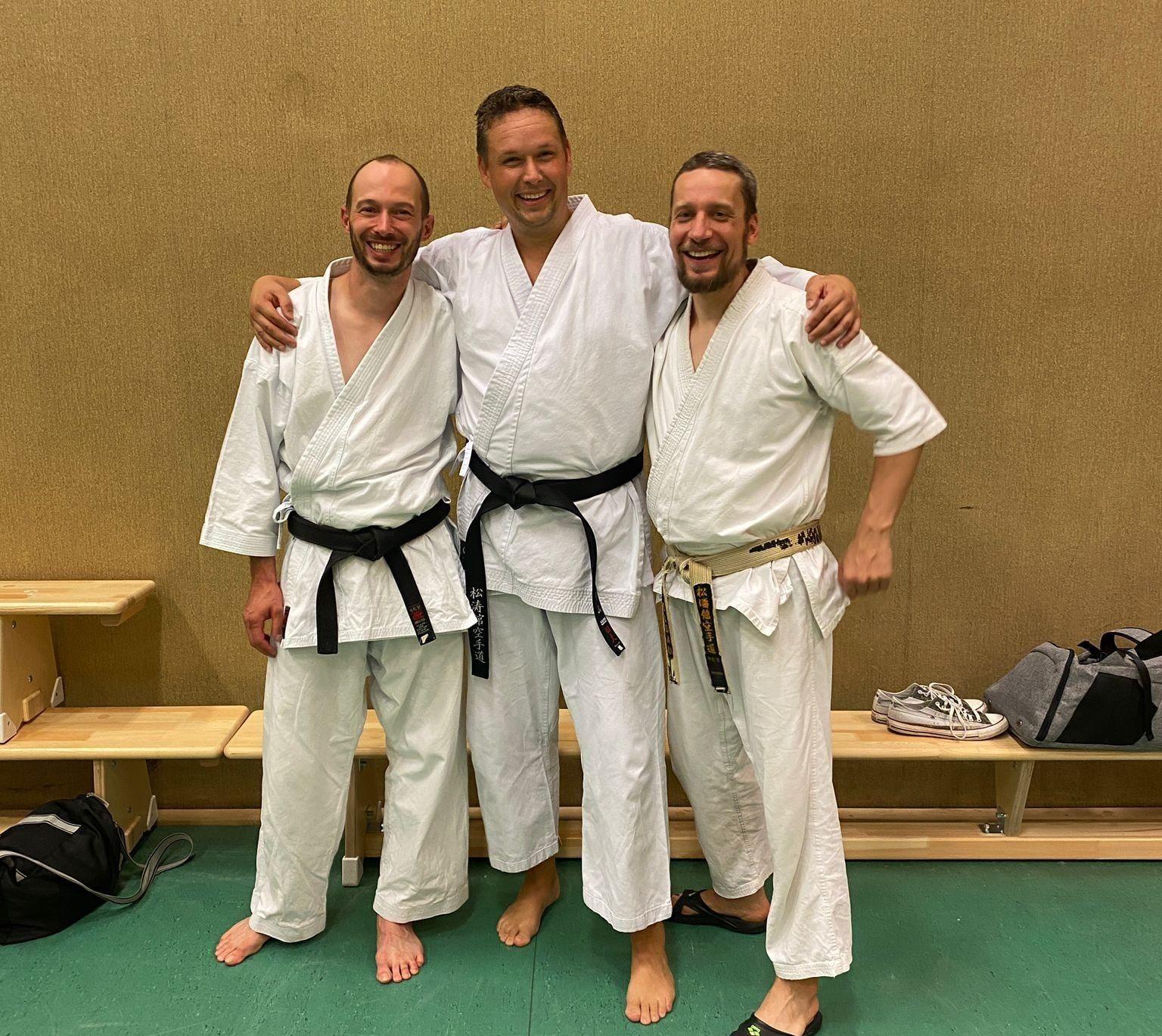Aktuelle Neuigkeiten   Karate GKK Dorsten