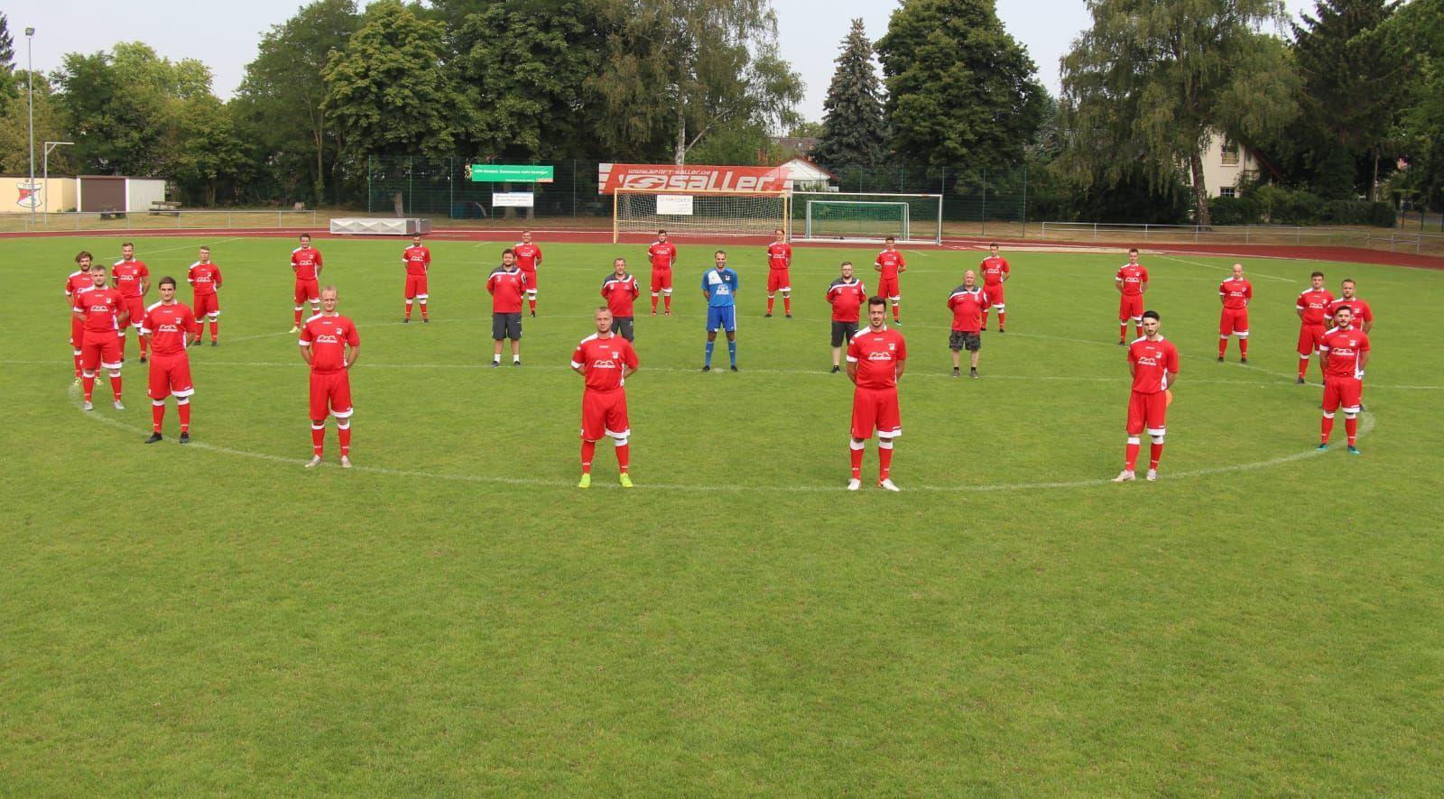1. Herrenmannschaft | BSV Rot Weiß Schönow