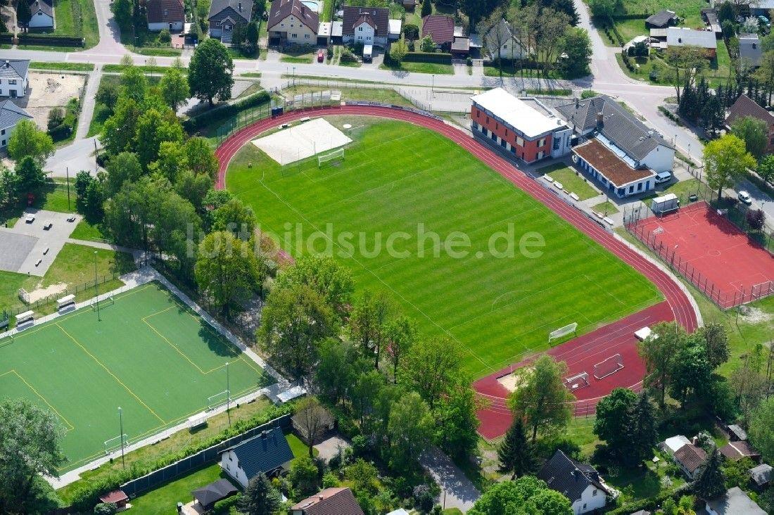 Rasenplatz Schönow | BSV Rot Weiß Schönow