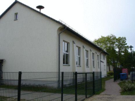 Kleine Sporthalle am Vereinsheim