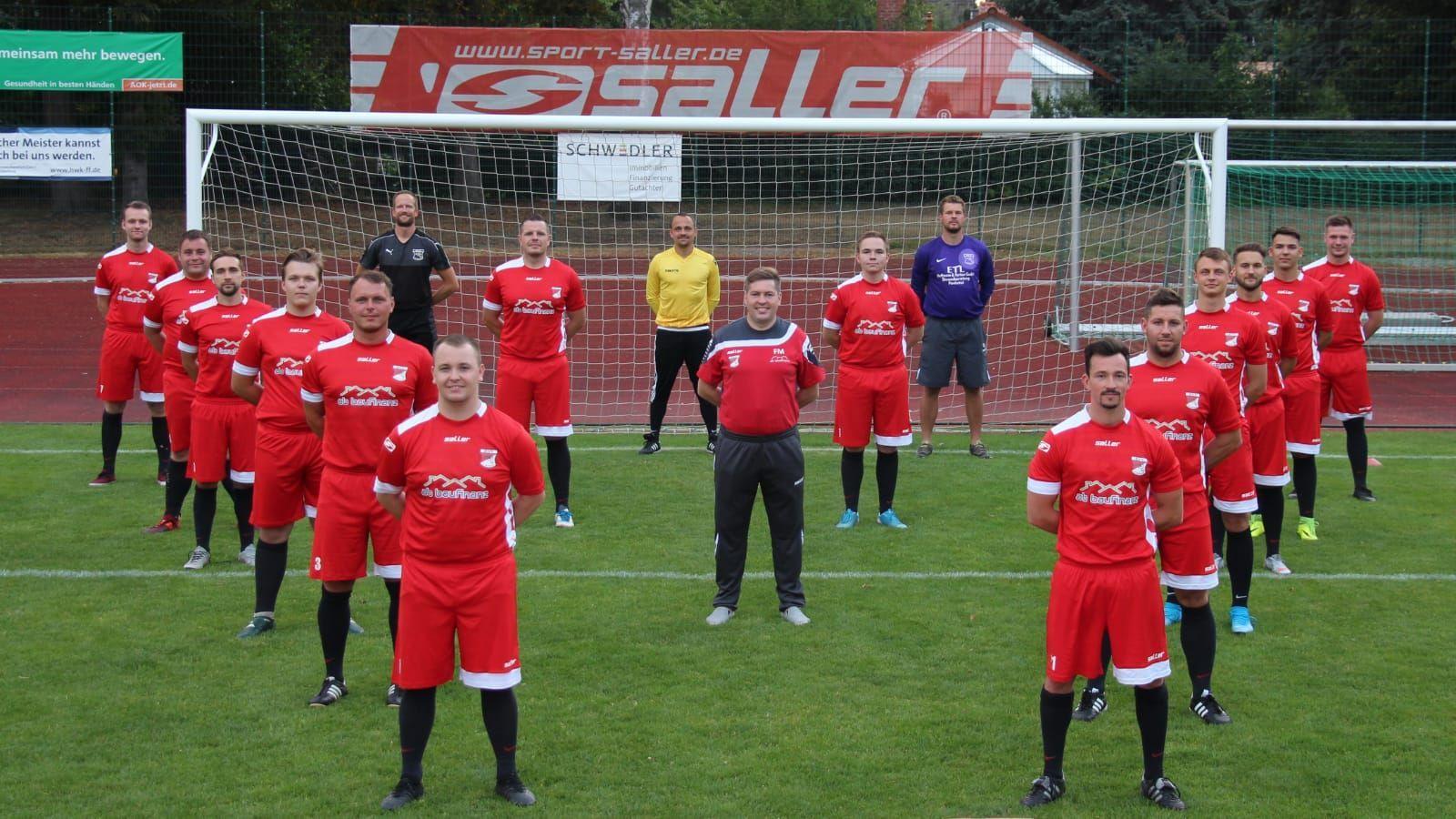 2. Herrenmannschaft | BSV Rot Weiß Schönow