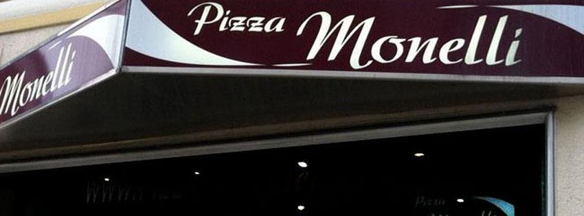 Willkommen bei Pizza Monelli - Willkommen!