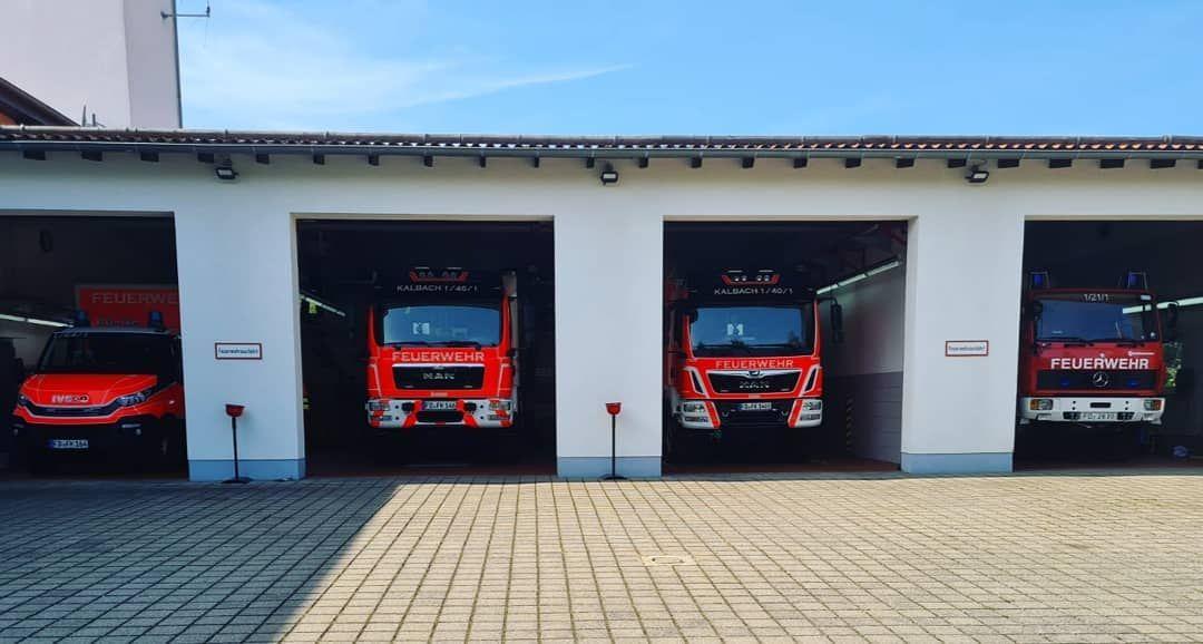 Feuerwehr Kalbach in Bildern   Feuerwehr Kalbach