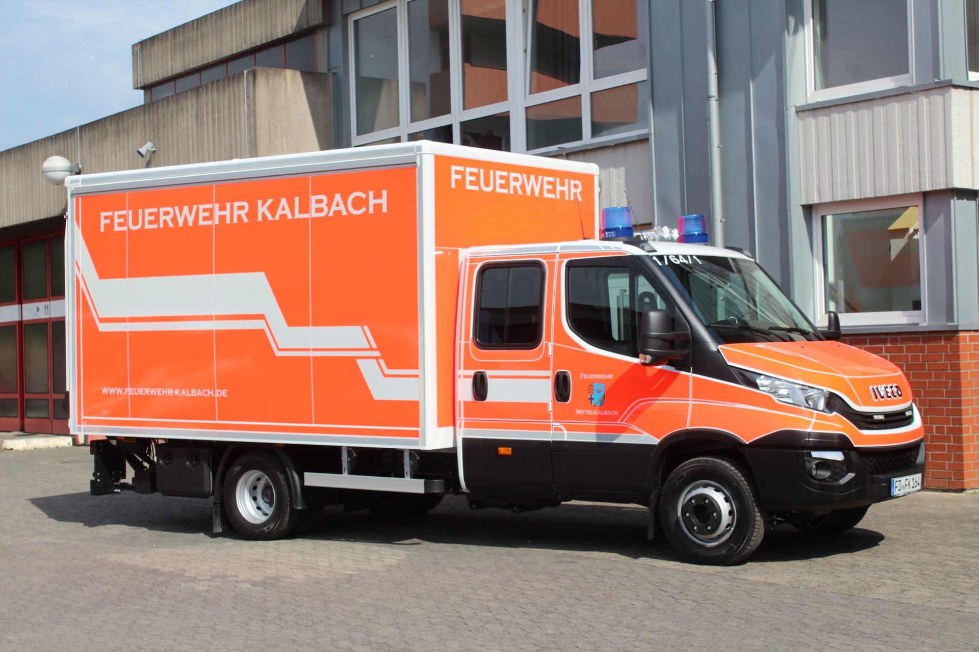 Unsere Einsatzfahrzeuge - Fahrzeuge