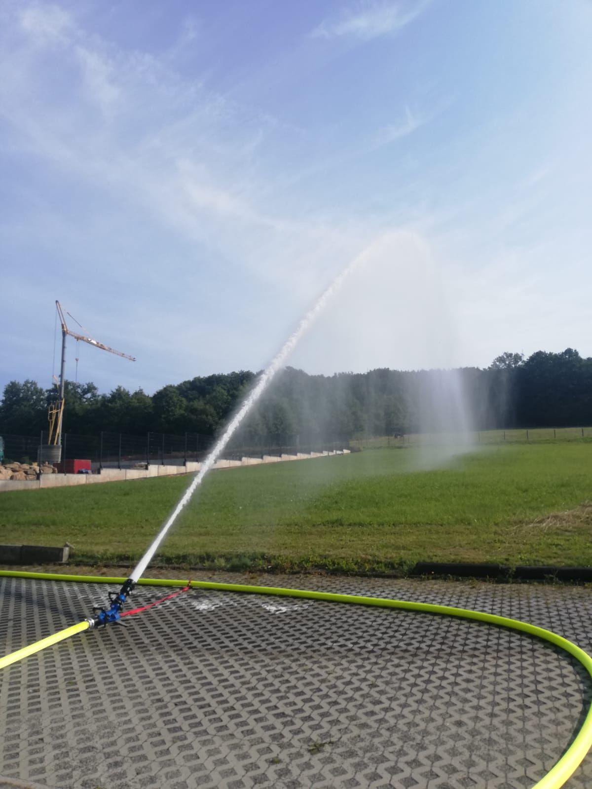 Übungen   Feuerwehr Kalbach