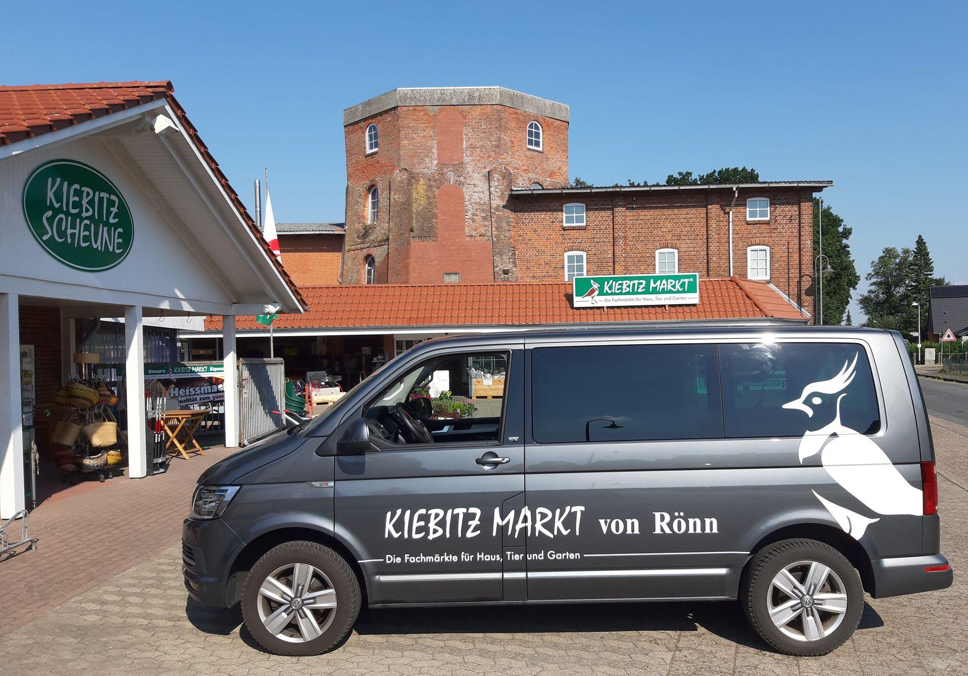 """""""Kiebitzmarkt von Rönn"""": Inhaber ist stolz auf"""