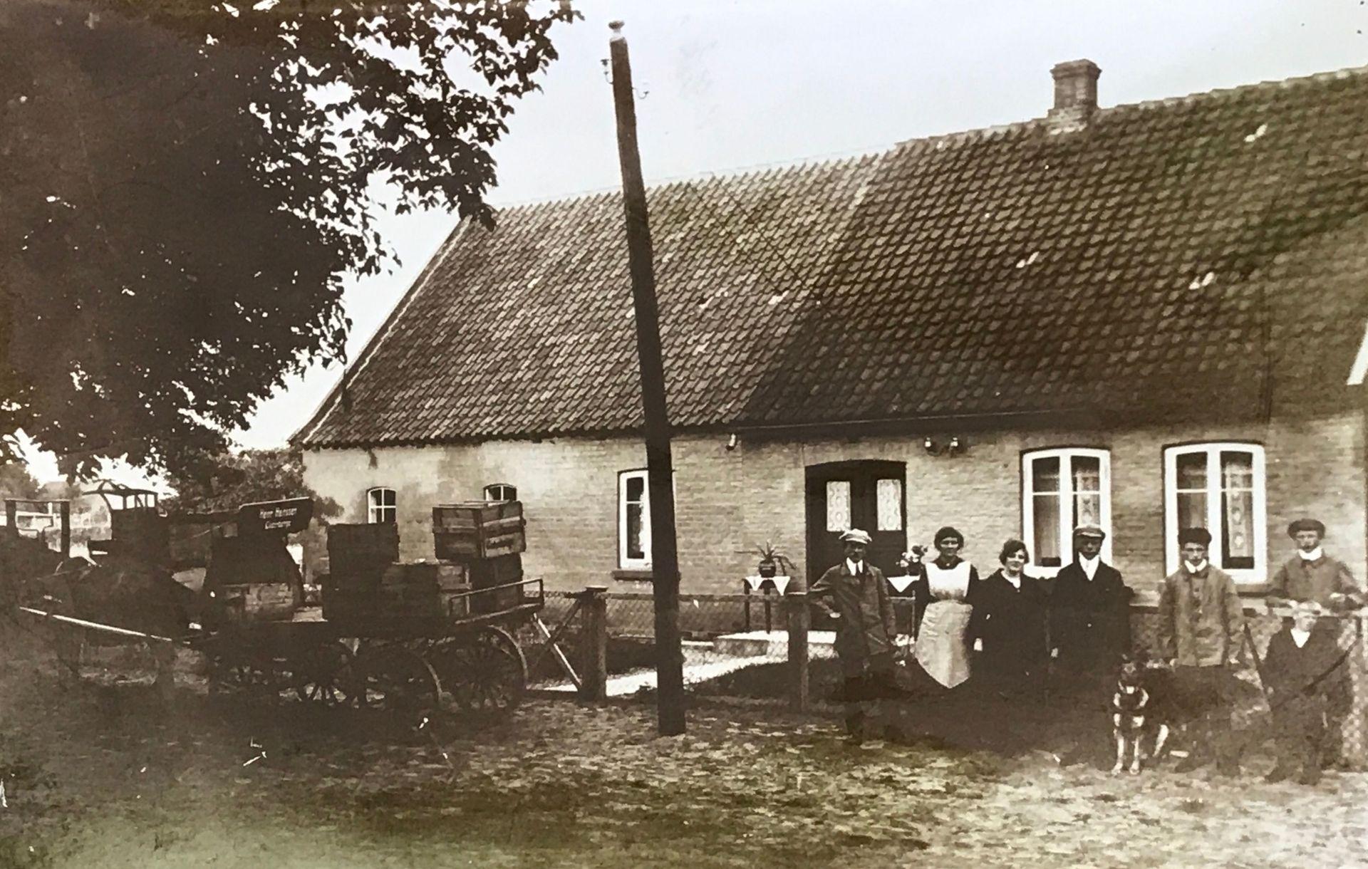 100 Jahre Familienunternehmen Eier Heinssen