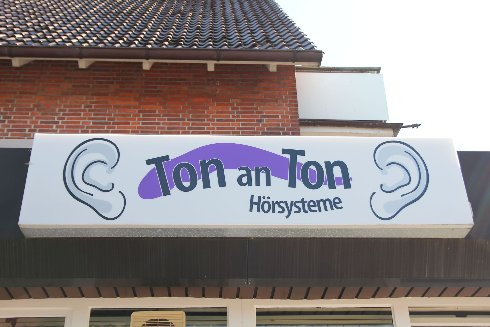 """Ton an Ton Hörsysteme"""