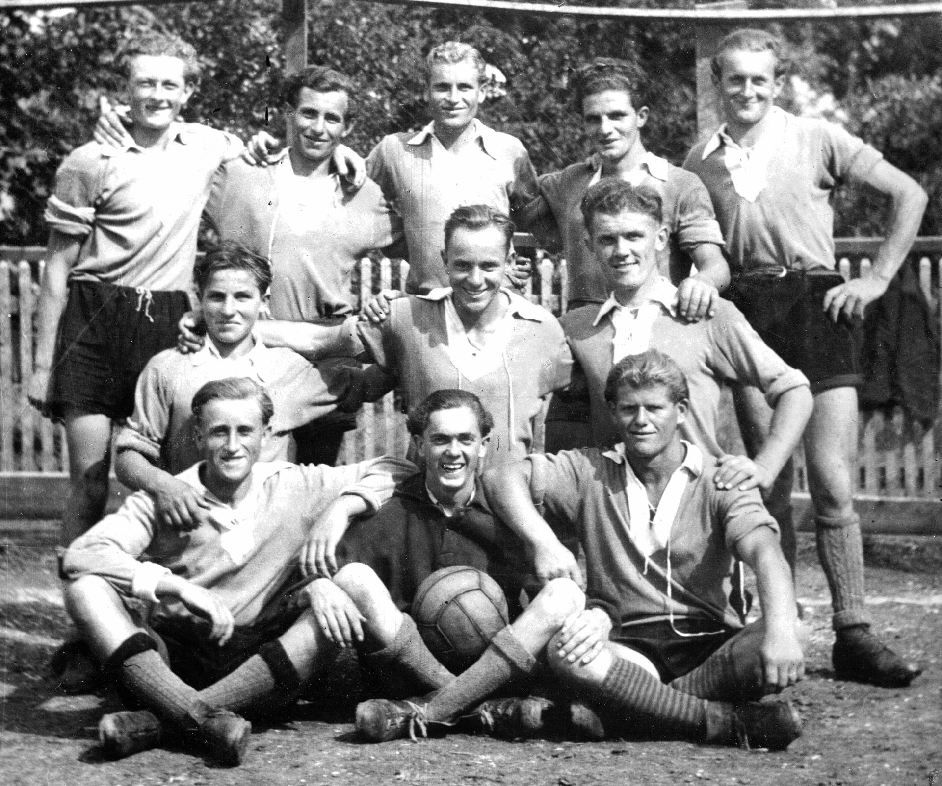 Vereins-Geschichte   SV Denkendorf