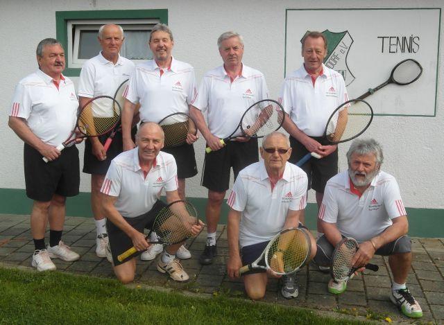 Tennis Team-Archiv | SV Denkendorf