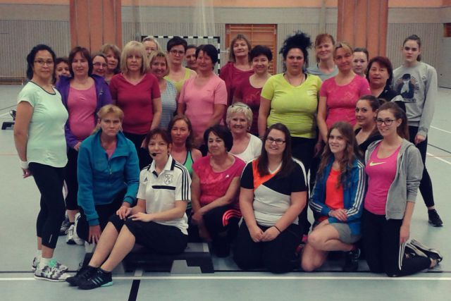 Fitness-Abteilung: Step & Style | SV Denkendorf