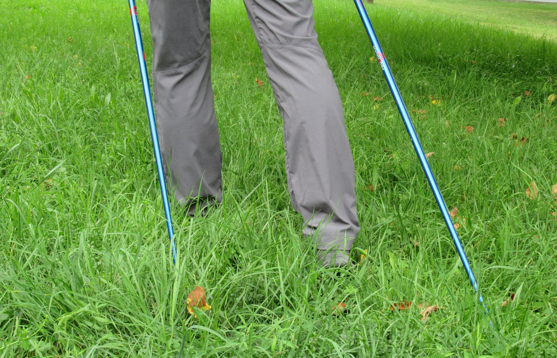 Fitness-Abteilung: Nordic-Walking - Nordic